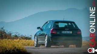 Audi S3 Quattro 8L - Futuro Clássico? [Review Portugal]