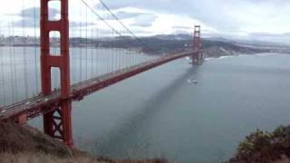 Golden Gate Bridge San Francisco 2/2