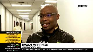 Teenagers arrested for Zwelibanzi High School burglary
