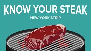Know Your Steak | New York Strip