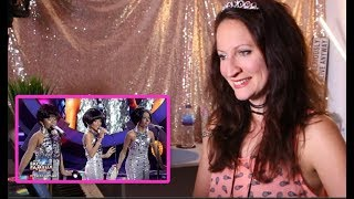 Vocal Coach REACTS to TNT BOYS as-THE SUPREMES