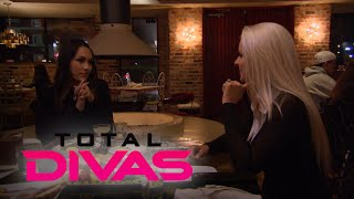 See Brie Bella and Maryse Ouellet's Intense Confrontation | Total Divas | E!