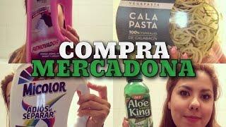COMPRA MERCADONA    Stephievlog