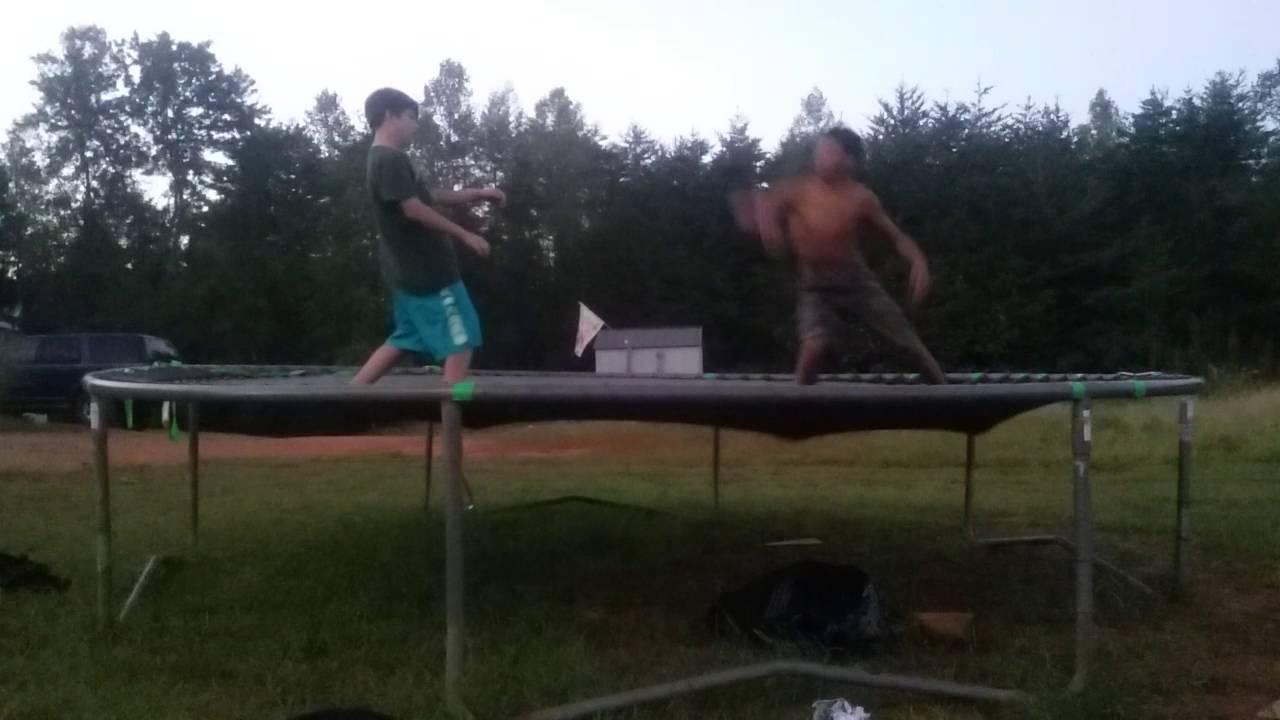 wolf pack backyard wrestling jester the clown vs lee clark youtube