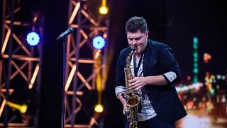 George Michael - Careless Whisper. Vezi interpretarea lui Aldo Blaga, la X Factor!