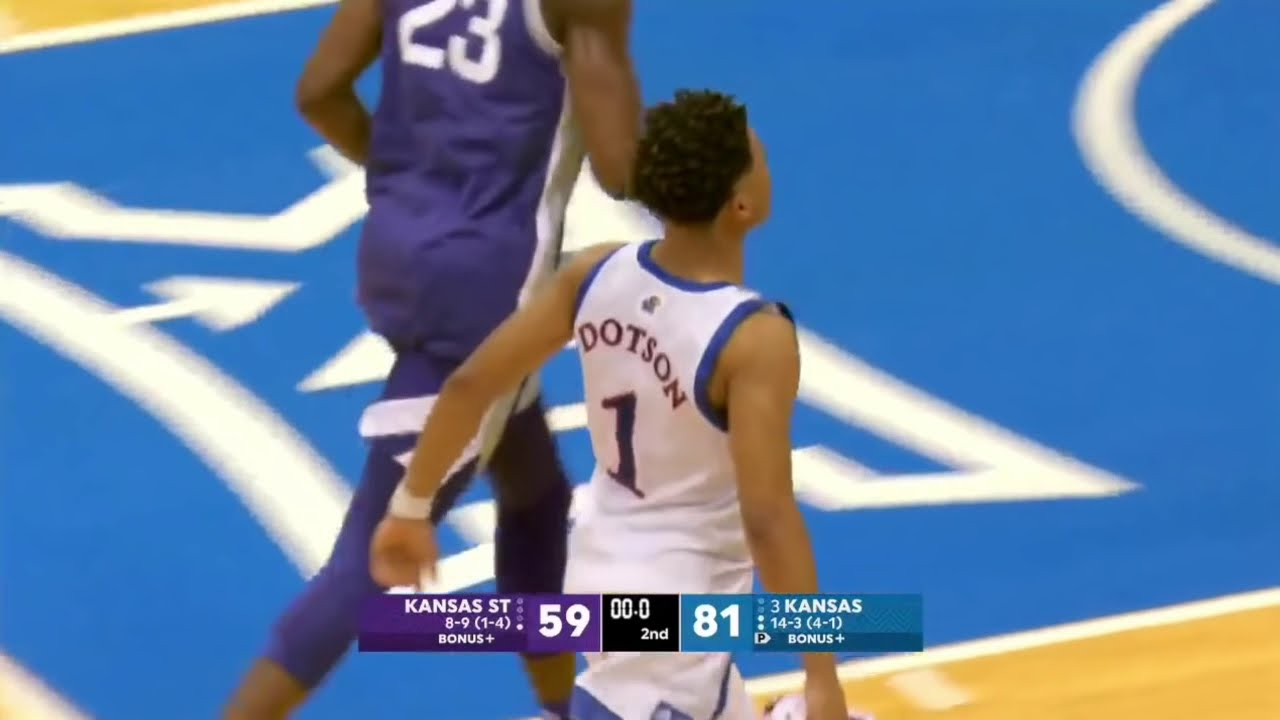 Download Kansas State vs Kansas Massive Brawl Breaks Out | 2020 College Basketball