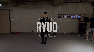 Ryud Pop-up class | Exo - Moonlight | Justjerk Dance Academy