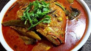 fish head curry recipe