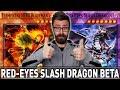 RED-EYES SLASH BETA!   YuGiOh Duel Links Mobile & Steam w/ ShadyPenguinn