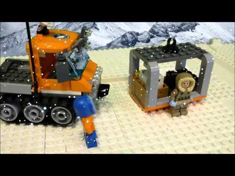 Lego Мультфильм Город