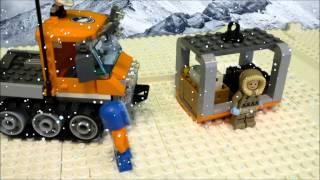 Lego Мультфільм Місто Х -Таємничий місто (повна версія)