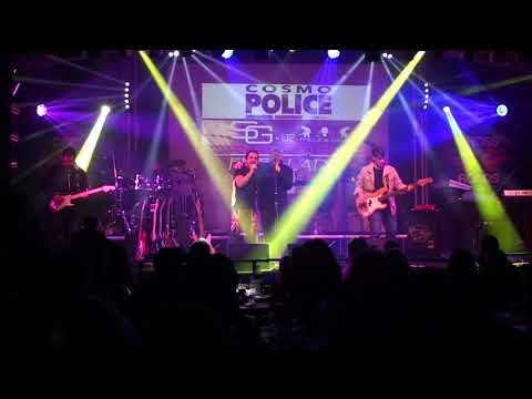 U2 WITH OR WITHOUT YOU - Silver&Gold - U2 tribute band