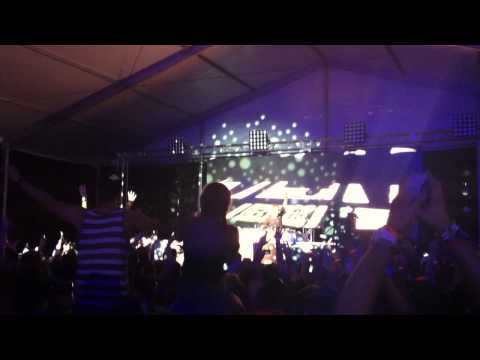 Dash Berlin - Man on the Run LIVE