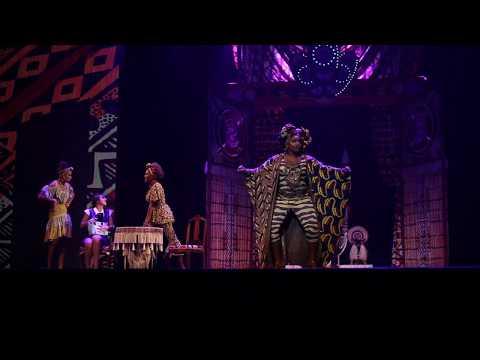 Você acredita? - Ghost, O Musical (Teatro Bradesco Rio)