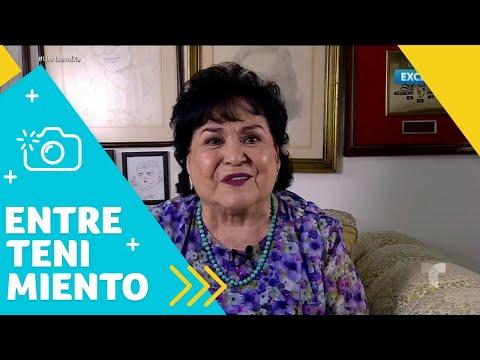 Rico - Carmen Salinas Esta Enojada Con Nuirka Marcos!