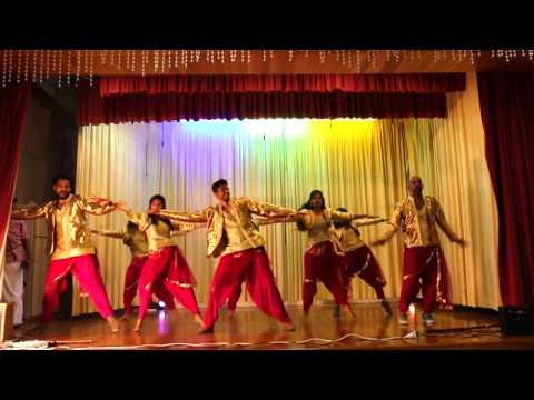 Deva Shree Ganesha | Malhari | Rhythmz Bollywood Choreography