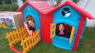 Video Elife 2 odalı çitli ev. Çok beğendik, eğlenceli çocuk videosu download MP3, 3GP, MP4, WEBM, AVI, FLV November 2017