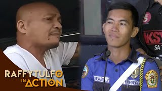 PART 1 | VIRAL VIDEO NG LALAKING NAGBANTA SA TRAFFIC ENFORCER, INAKSYUNAN NI IDOL RAFFY!