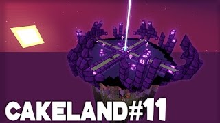 CakeLand FTB #11: Небесная Арена!