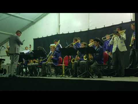 Day Dream | St Peters College Big Band 1 | Generations In Jazz 2018