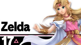 17: Zelda - Super Smash Bros. Ultimate