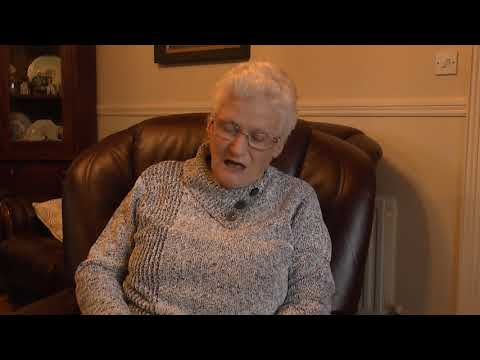 The Ballad of Donal Kenny recited by Mary McManus.
