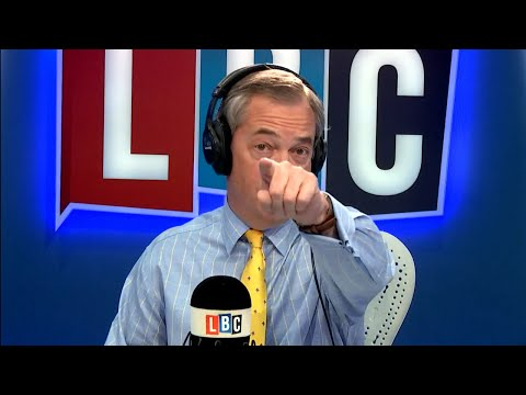 The Nigel Farage Show On Sunday: Do you understand what May's Brexit position is? 1/2 4th March 2018