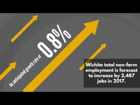 2017 Employment Forecast for Kansas & Wichita
