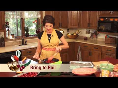 Habelman Bros. Company Cranberries Recipe Turkey Cranberry Rollup