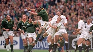 10 Great Springbok Tries Against England - 1994 to 1999