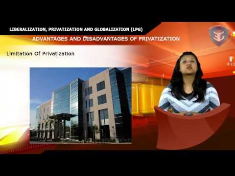 Liberalization, Privatization and Globalization LPG