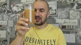 Супер свежий сок (фреш) из яблок, груш и винограда. Просто бомба