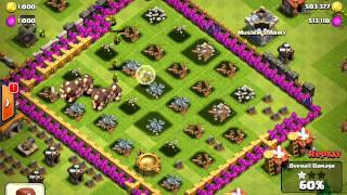 Clash Of Clans - moo2 largest loot