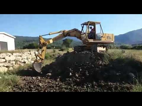 Escavatore Fiat Allis FE 12