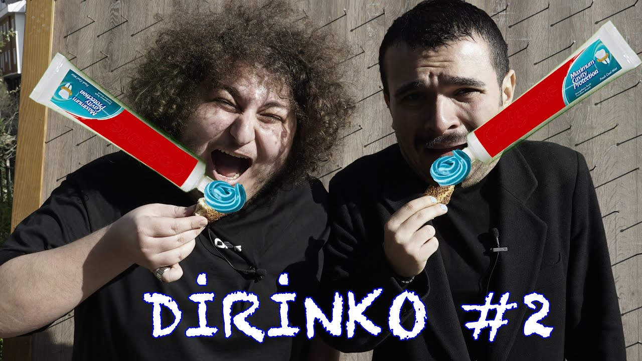 DRİNKO #2 w/ Ali Biçim (Ekmek Arası Diş Macunu Yeme Cezalı!)