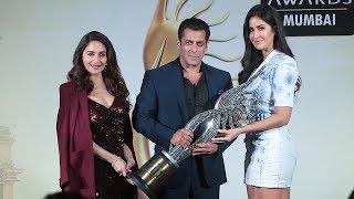 20th IIFA Awards 2019 Mumbai Full Press Conference    Salman Khan Katrina Madhuri