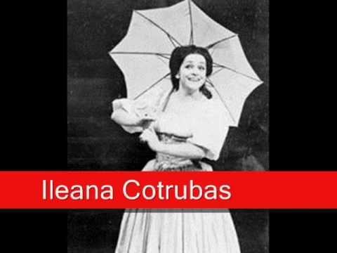 Ileana Cotrubas: Puccini - Rondine, 'Chi il bel sogno di Doretta'
