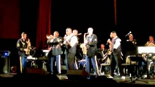 The United States Army Europe Band & Chorus Live Concert in Chisinau