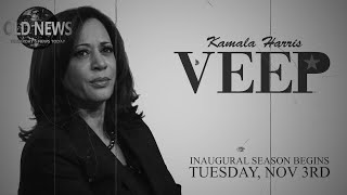8.15.2020 -  Kamala Harris Takes the VP Slot! Plus Schools, Stimulus, and a Big Boom #OldNews
