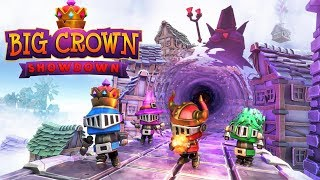 Big Crown Showdown: Primeira Gameplay