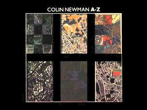 Colin Newman - Seconds to Last (A-Z, Beggars Banquet 1980)