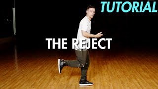 How to do The Reject Step (Hip Hop Dance Moves Tutorial) | Mihran Kirakosian - Stafaband