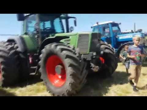 Traktor Træk Maribo 2018
