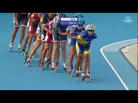 World Games 2017 - Speed Skating - Final - Women 10.000M POINTS