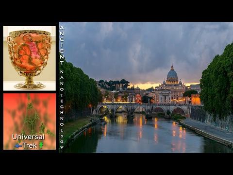 Mysterious Ancient High Tech - Roman Nanotechnology - The Lycurgus Cup ★★★