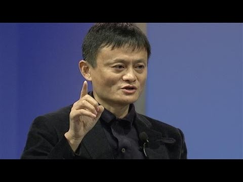 Alibaba's Jack Ma on What Inspires Him