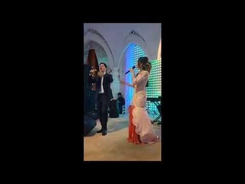 Abadan & DJ Nik & Mekan Atayev  - Turkmen Toy 2018 (Gulzaman)