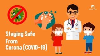 Corona Virus Prevention Song | Global Handwashing Song | (COVID-19) Awareness | Almoda