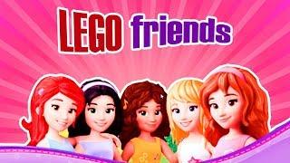 LEGO Friends Heartlake Rush - LEGO Game