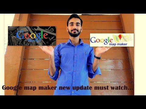Google map maker new update must watch (Hindi) | Shubham Dubey